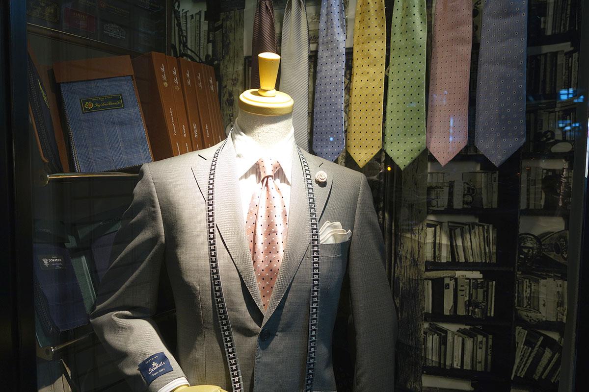 名古屋 オーダースーツ リングウッド